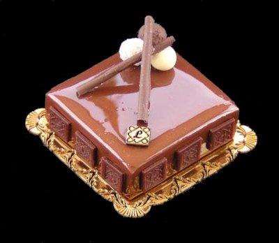 Truffle Torte Temptation